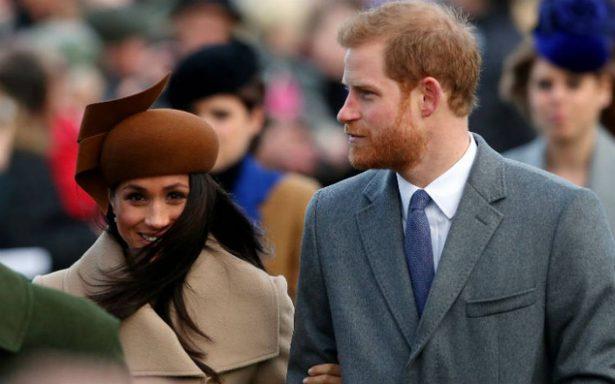 Boda del príncipe Harry con Meghan Markle, un negocio redondo