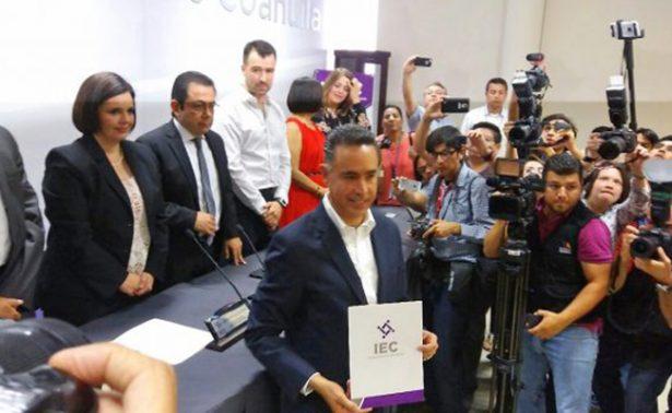 Guillermo Anaya va por la gubernatura de Coahuila