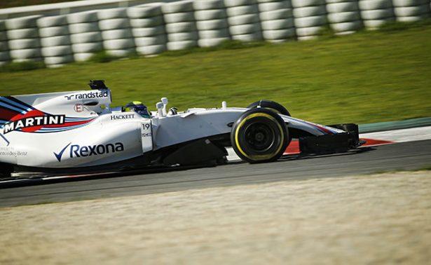 Segunda tanda de entrenamientos en el Circuito de Barcelona