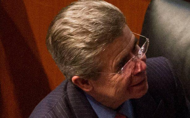 """PRI en el Senado hará un """"análisis profundo y serio"""" para eliminar fuero"""