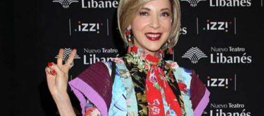A la gente que difundió mi muerte en redes, les deseo lo mismo: Edith González
