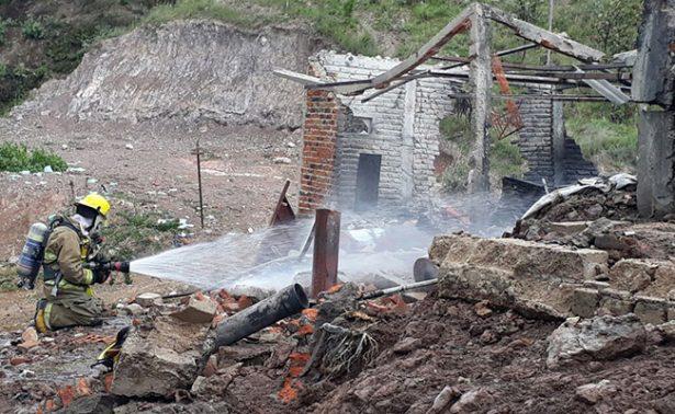 Explota polvorín en Zapopan y deja un muerto