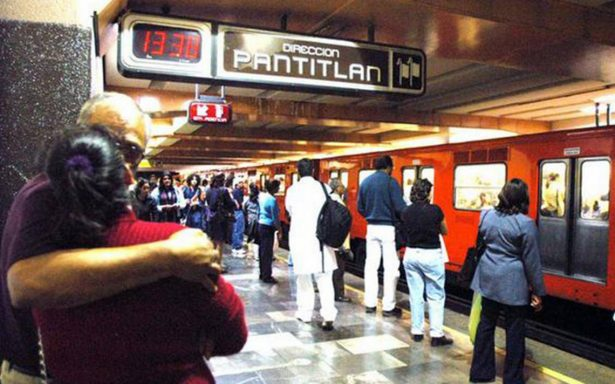 Mancera pide recursos para ampliación de la línea 9 del metro