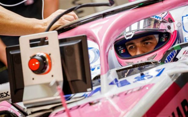 """Checo"" Pérez saldrá 12 en Gran Premio de Baréin"
