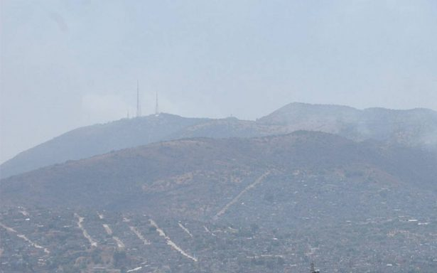 Hay mala calidad del aire en Ecatepec