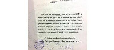 Primer caso en Veracruz: niño llevará apellidos en diferente orden