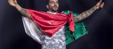 Maluma enamora a fans con sexy cambio de look