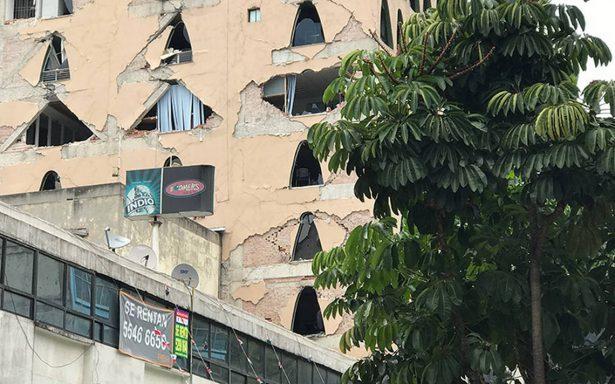 Estos son los edificios que serán demolidos en la CDMX