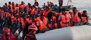Migración al otro lado del charco; 16 países de Europa abordan problemática