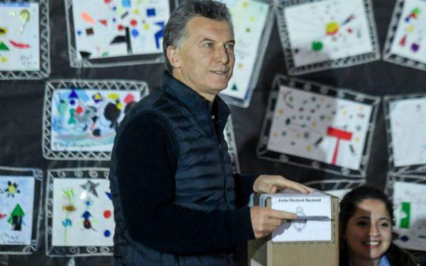 Oficialismo lidera las legislativas en los principales distritos de Argentina