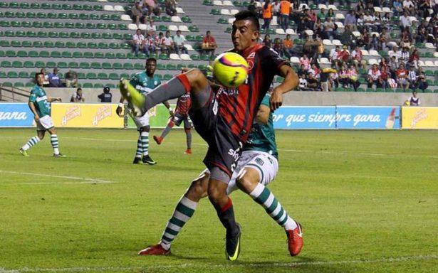 Necaxa cayó 0-2 con Zacatepec en la Copa Mx