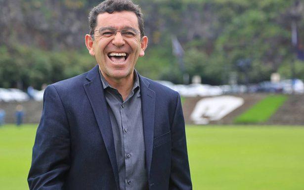 David Patiño tomar las riendas de los Universitarios