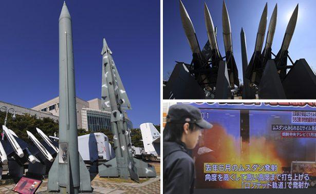 Corea del Norte afirma que con misiles busca atacar bases de EU en Japón