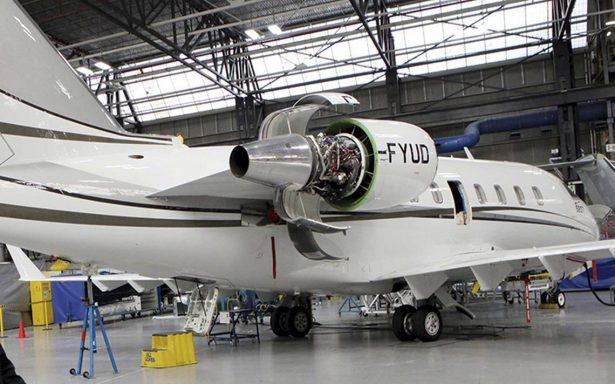 Industria aérea mexicana supera los 2 mil millones de pesos