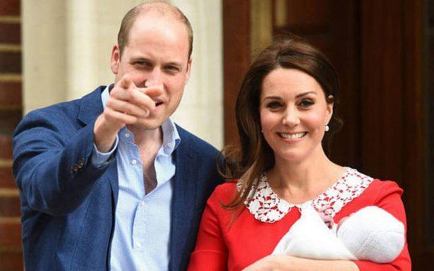 Duques de Cambridge revelan fecha de bautizo del príncipe Louis