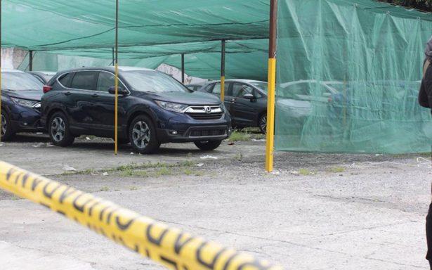 Investigan a empleados Honda por robo de autos