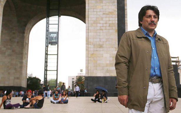Markos, exguerrillero colombiano exiliado en México desde hace 30 años