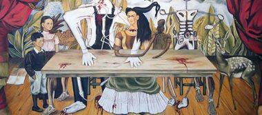 """¿Dónde quedó """"La Mesa Herida""""? La obra más buscada de Frida Kahlo"""