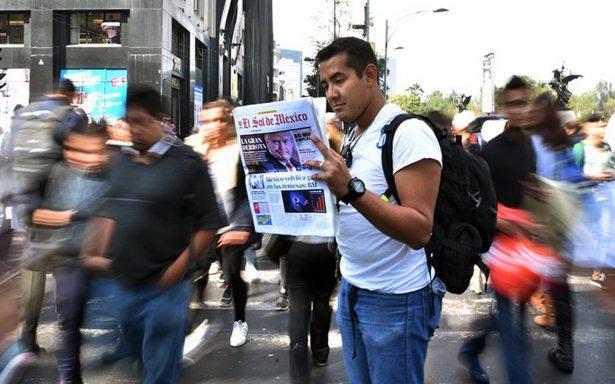 Fácil de leer, fácil de llevar: El Sol de México se renueva