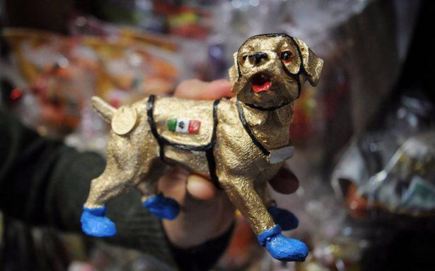 Para celebrar el año del perro: ¡Llévate a 'Frida' como amuleto contra sismos!