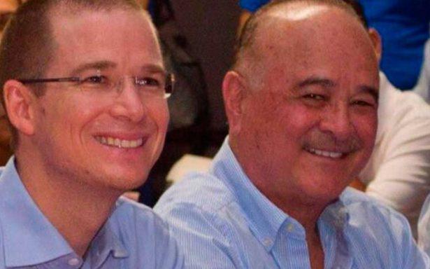 Ruffo Appel declina para unir fuerzas con Ricardo Anaya