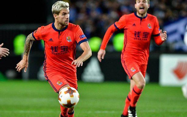 La Real Sociedad está en dieciseisavos de la Europa League