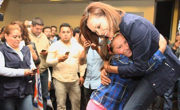 No hay mal que dure cien años y mexiquenses que nos aguantemos: Vázquez Mota