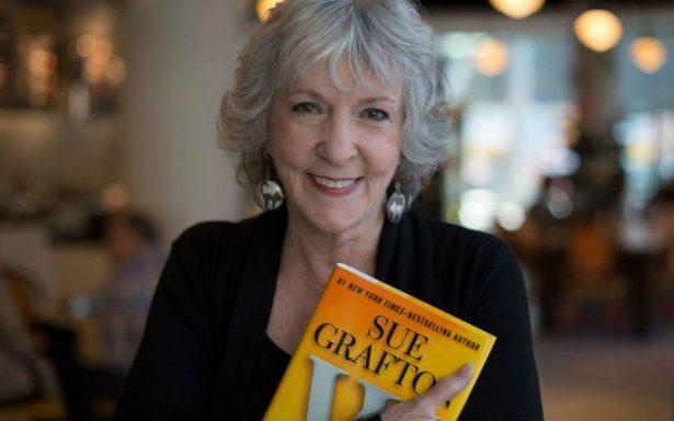 Muere la escritora Sue Grafton, creadora de la saga 'alfabeto del crimen'