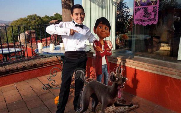 Coco es apenas el comienzo: Luis Ángel Gómez, que le dio voz a Miguel
