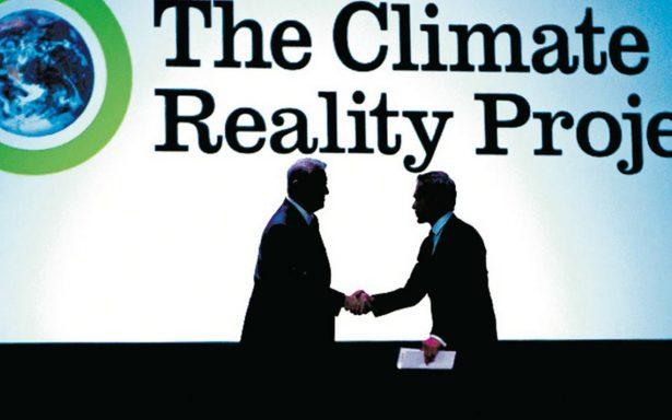 Al Gore, premio Nobel, alaba política ambiental mexicana