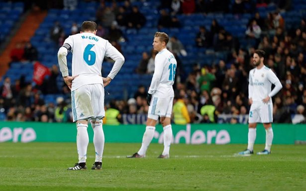 Real Madrid empata contra el Numancia, de la Segunda División