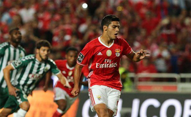 Quieren Benfica y Raúl Jiménez recuperar el ánimo y liderato en Liga de Portugal