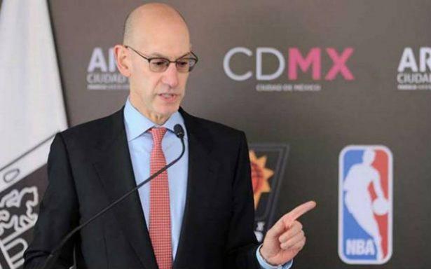 México podría tener una franquicia en la NBA