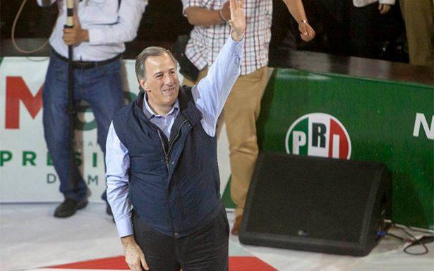 Tengo ensillado el caballo y puestas las botas para recuperar Morelos: Meade