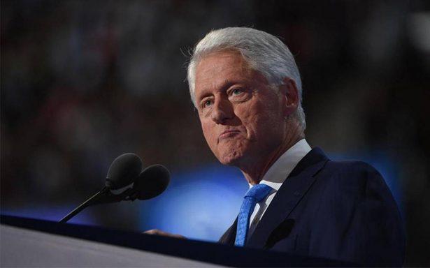 Bill Clinton, bajo la lupa del debate sobre el abuso sexual en EU