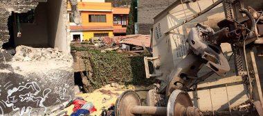 Descarrilamiento de tren en Ecatepec no fue causado porque vías estuvieran afectadas: SCT