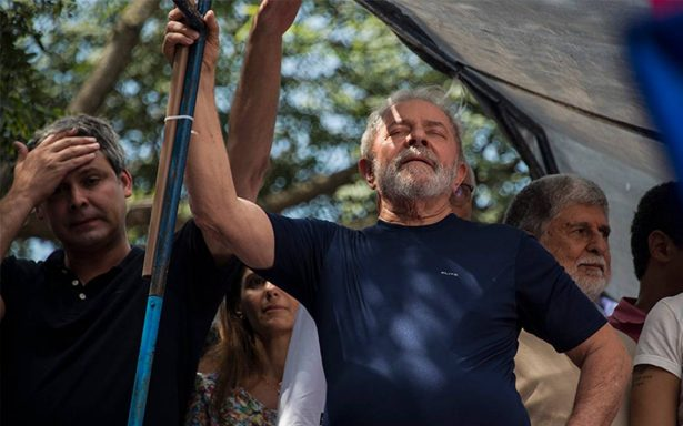 Operativo policial espera llegada de Lula en prisión de Brasil