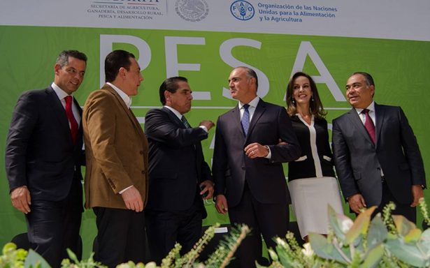 PESA Rural destinan 22 mil mdp al campo mexicano