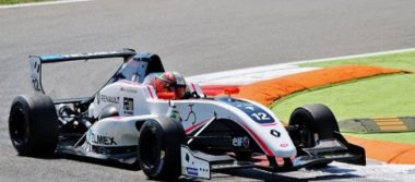 Guzmán, busca un buen sitio en la Fórmula Renault 2.0 Eurocup