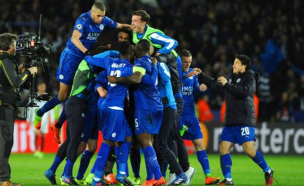 Sigue vivo el sueño del Leicester tras vencer al Sevilla
