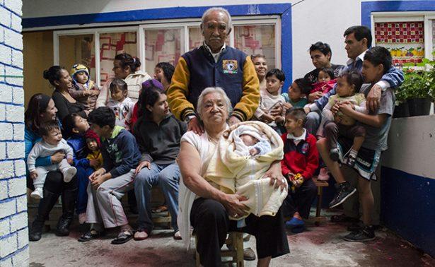 Disminuye integración de hogares tradicionales en México: INEGI