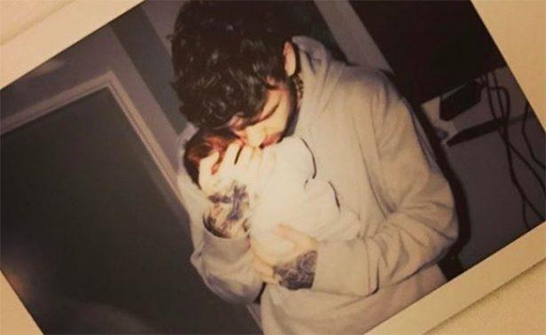 Liam Payne y Cheryl Cole ¡ya son padres!