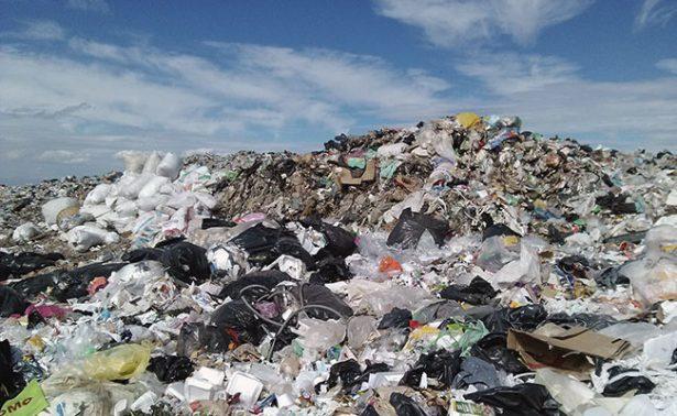 Sin capacidad tiradero de basura de Río Grande
