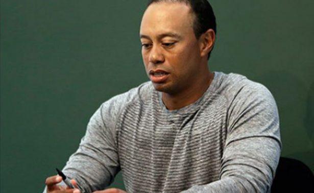 Tiger Woods se rehabilitará para evitar condena por adicciones