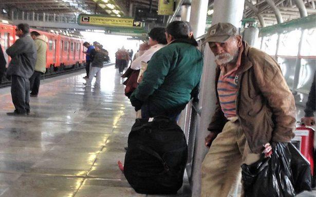 Adultos mayores, invisibles ante una sociedad indiferente