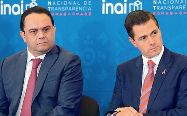 Choca INAI con López Obrador
