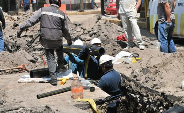 Desalojan escuela tras fuga de gas en Colonia Buenavista