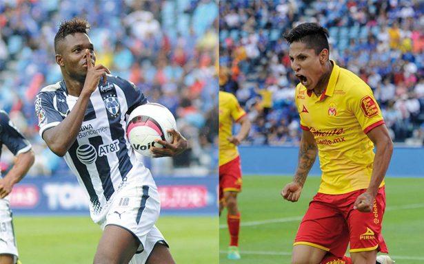 Los hombres gol de este 2017, Avilés Hurtado y Raúl Ruidíaz