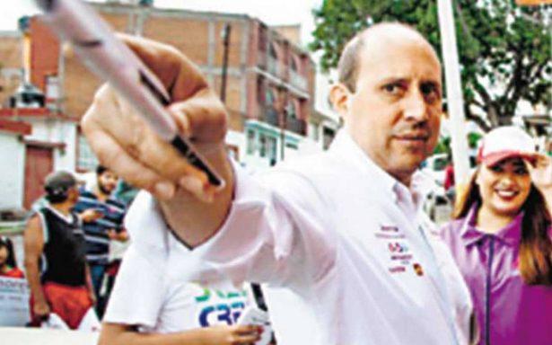 No somos un partido que vaya como un ideológico: Fernando Manzanilla