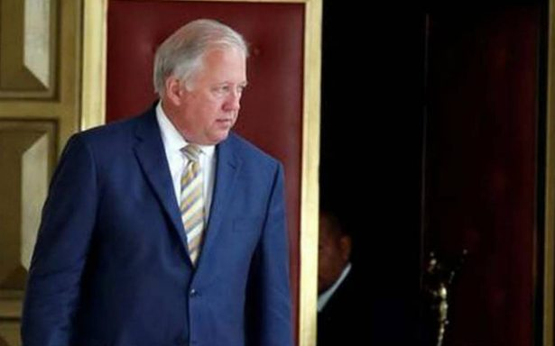 Se retira Thomas Shannon, el diplomático de mayor carrera en el Gobierno de EU